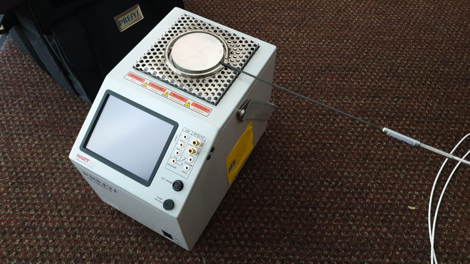 表面温度校准器